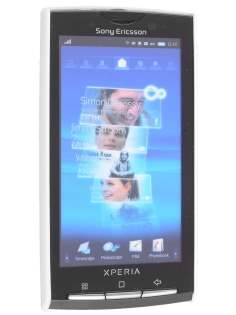 Sony Ericsson xperia x10 Dream Mesh Case - White