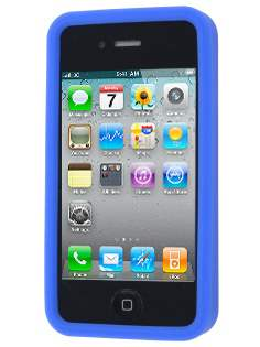 Nintendo Game Boy-style case for iPhone 4S/4 - Ocean Blue
