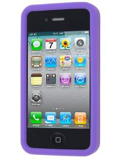 Nintendo Game Boy-style case for iPhone 4S/4 - Purple
