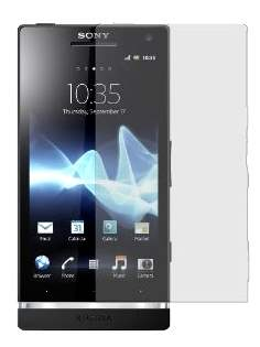Ultraclear Screen Protector for Sony Xperia S LT26i