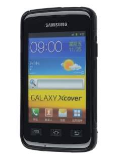 Samsung Galaxy Xcover S5690 Wave Case - Classic Black