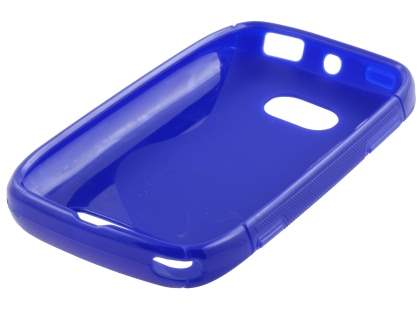 Nokia Lumia 710 Wave Case - Ocean Blue