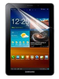 Ultraclear Screen Protector for Samsung Galaxy Tab 7.7 P6800 - Screen Protector