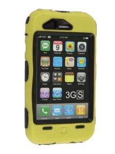 Defender Case for iPhone 3G/S - Yellow
