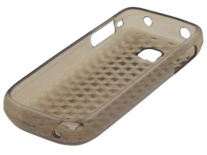 Nokia C2-01 TPU Gel Case - Diamond Grey