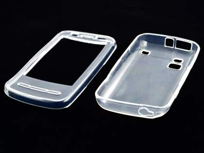 Nokia C6 TPU Gel Case - Clear Soft Cover