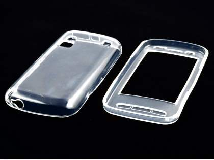 Nokia C6 TPU Gel Case - Clear