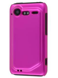 HTC Incredible S UltraTough Glossy Slim Case - Pink