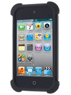 iPod Touch 4G Impact Case - Classic Black