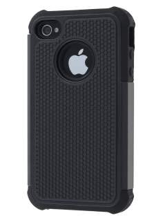 iPhone 4S/4 Impact Case - Classic Black Impact Case