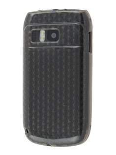 Nokia E6 TPU Gel Case - Diamond Grey Soft Cover
