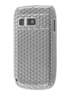 Nokia E6 TPU Gel Case - Diamond Clear Soft Cover