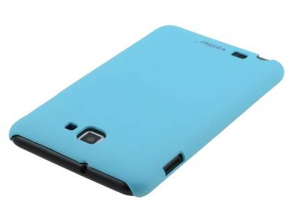 Vollter Samsung Galaxy Note Ultra Slim Rubberised Case - Sky Blue