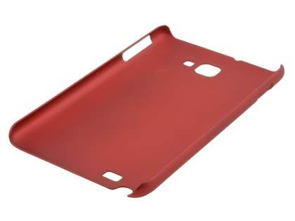 Vollter Samsung Galaxy Note Ultra Slim Rubberised Case - Red