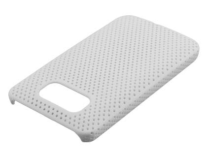 Slim Mesh Case for HTC Touch HD2 - White