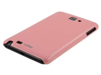 Vollter Ultra Slim Glossy Case for Samsung Galaxy Note - Baby Pink