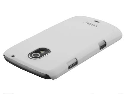 Vollter Samsung I9250 Google Galaxy Nexus Ultra Slim Case plus Screen Protector - White