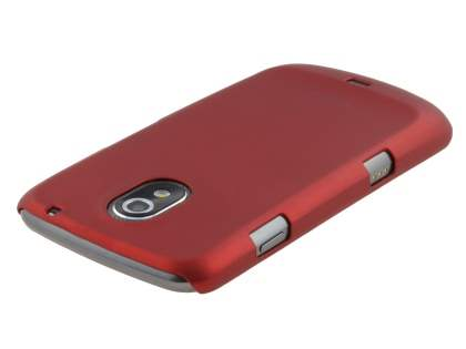 Vollter Samsung I9250 Google Galaxy Nexus Ultra Slim Case plus Screen Protector - Red