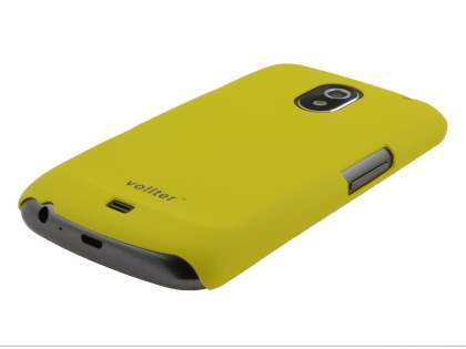 Vollter Samsung I9250 Google Galaxy Nexus Ultra Slim Case - Canary Yellow