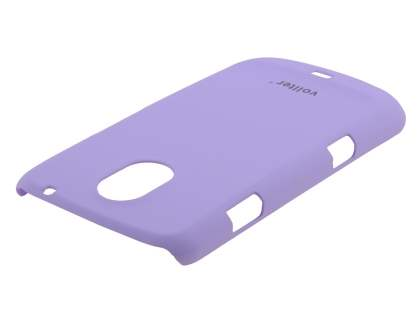 Vollter Samsung I9250 Google Galaxy Nexus Ultra Slim Case plus Screen Protector - Light Purple