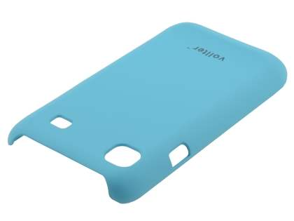 Vollter Samsung I9000 Galaxy S Ultra Slim Rubberised Case - Sky Blue