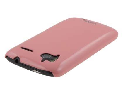 Vollter Ultra Slim Glossy Case for HTC Sensation - Baby Pink