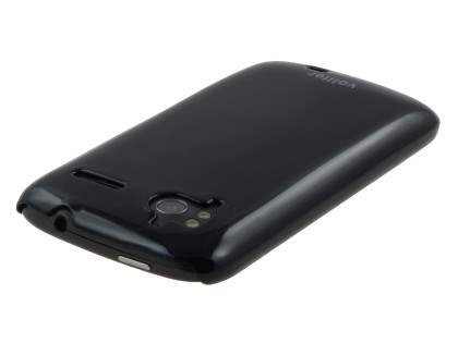 Vollter Ultra Slim Glossy Case for HTC Sensation - Classic Black