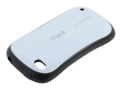 iPhone 4 iFace Dual-Design Case - White/Black