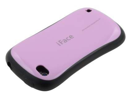 iPhone 4 iFace Dual-Design Case - Pink/Black