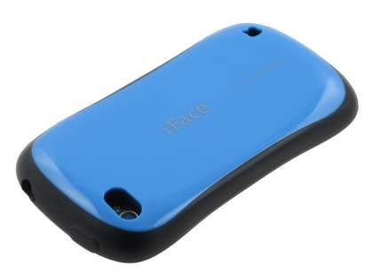 iPhone 4 iFace Dual-Design Case - Blue/Black
