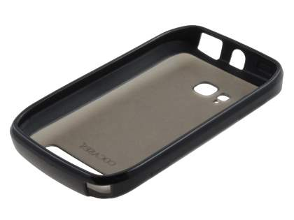 COCASES Dual-Design Case for Nokia Lumia 710 - Black/Grey