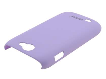 Vollter Samsung Galaxy W I8150 Ultra Slim Case - Light Purple