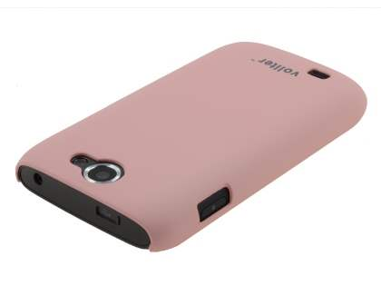 Vollter Samsung Galaxy W I8150 Ultra Slim Case plus Screen Protector - Baby Pink