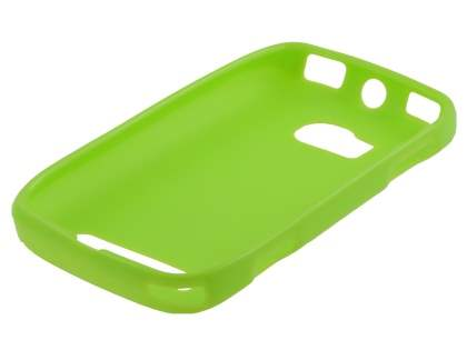 Glossy Gel Case for Nokia Lumia 710 - Lime Green