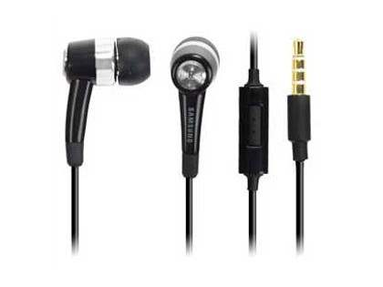 Genuine Samsung EHS44ASSBE 3.5mm Stereo Headset Plus Music Controls for Galaxy S2