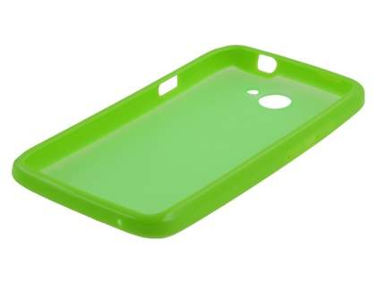 HTC One X / XL / X+ Dual-Design Case - Green/Frosted Green
