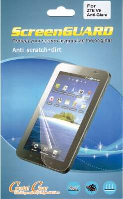 ZTE V9 Android Tablet Anti-Glare Screen Protector - Screen Protector