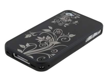 LIM'S Fashionable Protective Case for iPhone 4S/4