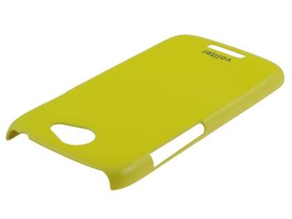 Vollter Ultra Slim Glossy Case for HTC One S - Canary Yellow