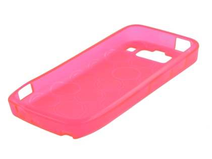 Jelly Case for Nokia E55 - Pink