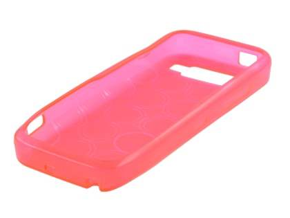 Nokia E52 Jelly Case - Pink
