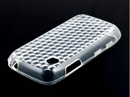 LG GS290 Cookie Fresh TPU Gel Case - Diamond Clear