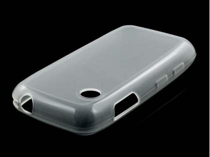 TPU Gel Case for LG GS290 Cookie Fresh - Frosted Clear