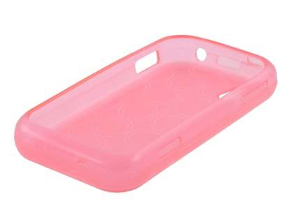 TPU Gel Case for LG KM900 Arena - Frosted Pink