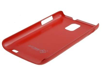 Samsung I9210T Galaxy S II 4G UltraTough Glossy Slim Case - Red
