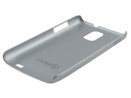 UltraTough Glossy Slim Case for Samsung I9210T Galaxy S II 4G - Silver