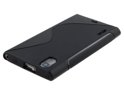 Wave Case for LG Prada 3.0 - Frosted Black/Black