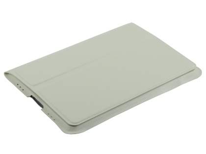 Samsung Galaxy Tab 7.7 P6800 Ultra-slim Synthetic Leather Case - Cream