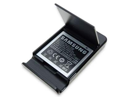 Genuine Samsung EBH-1A2USBK Galaxy SII Stand and Spare Battery Charger ONLY