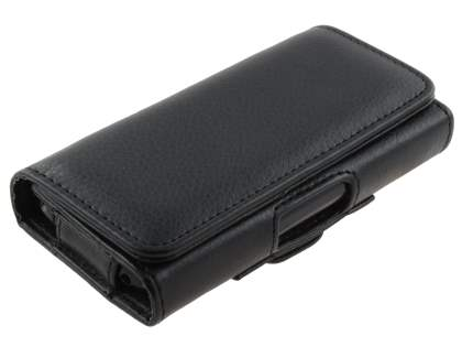 LG P690 Optimus Spirit Synthetic Leather Belt Pouch